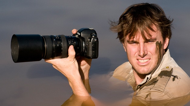 famous african wildlife photographer - greg du toit
