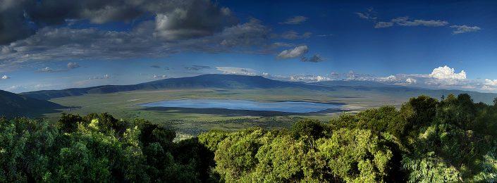 Ngorongoro Crater photo